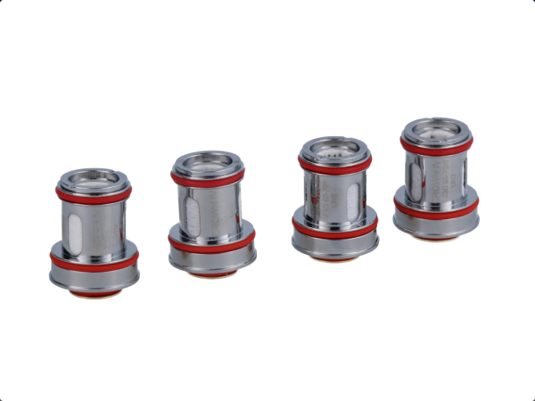 Uwell Crown 4 UN2 Heads 0,23 Ohm 4er Packung
