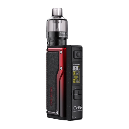 Voopoo Argus GT E-Zigaretten Kit Black Red