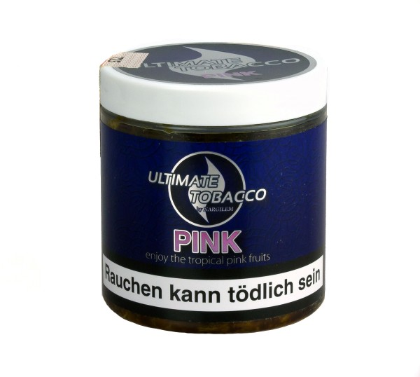 Ultimate Tobacco Pink 150g