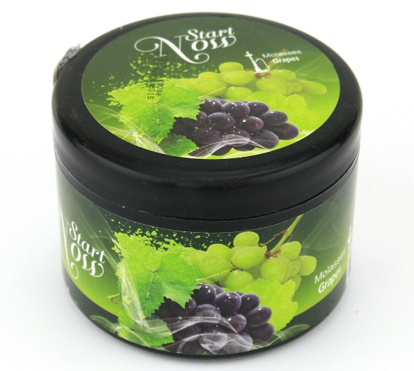 Start Now Gropzz (Grapes) Shisha Tabak 200g