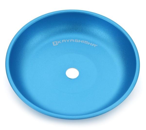 Kaya Shisha Kohleteller 20cm Elox Blau
