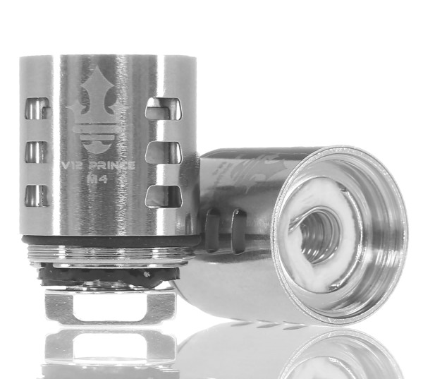Steamax TFV12 Prince Verdampferkopf M4 0,17 Ohm 3 Stück