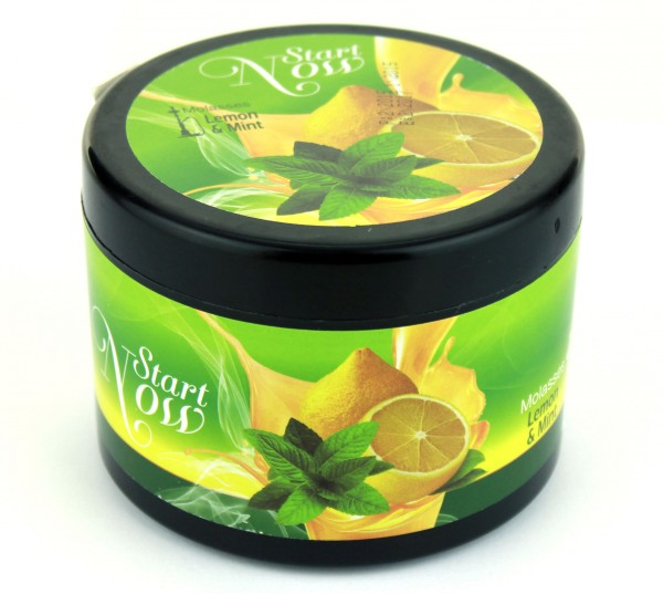 Start Now Lemon Mint Shisha Tabak 200g