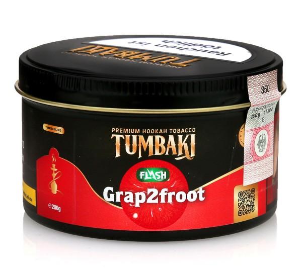 Tumbaki Tobacco - Grap1froot Flash 200g