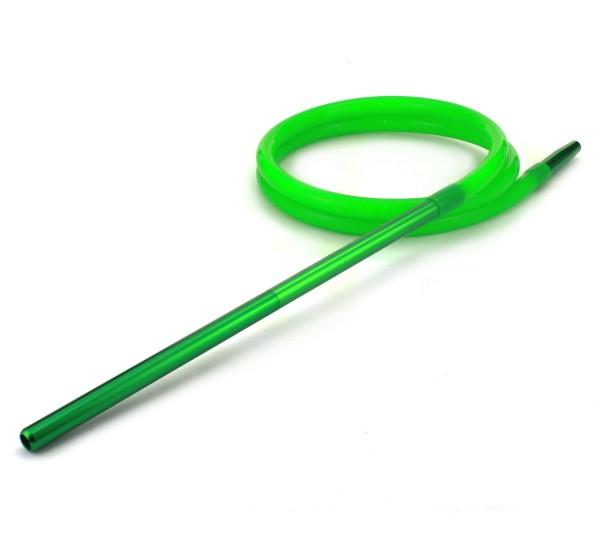 Amy Deluxe Silikonschlauch Set Grün