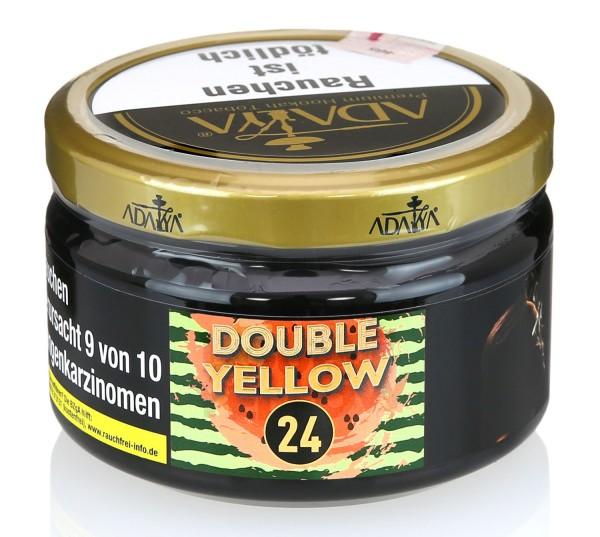 Adalya Double Yellow Shisha Tabak 200g