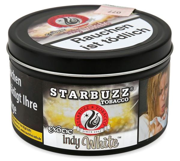 Starbuzz Indy White Shisha Tabak 200g