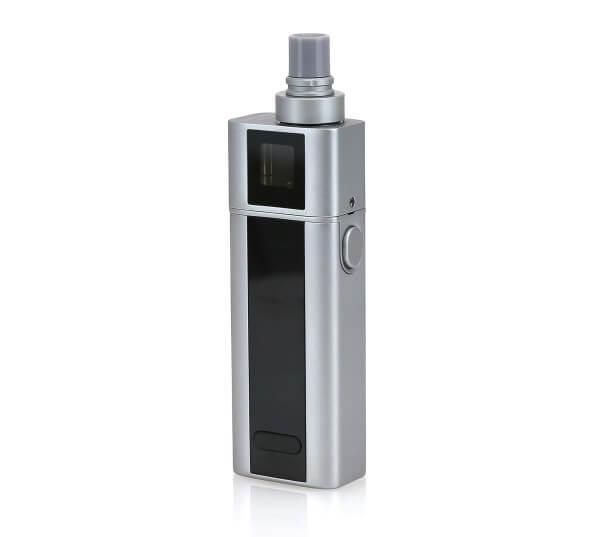 InnoCigs Cuboid Mini E-Zigarette Starterset silber