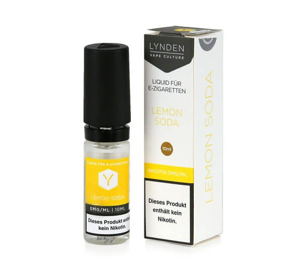 Lynden E-Liquid Lemon Soda