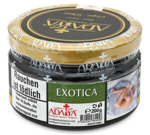 Adalya Exotica Shisha Tabak 200g