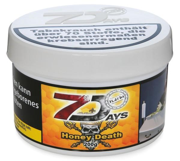 7Days Platin Honey Death Shisha Tabak 200g