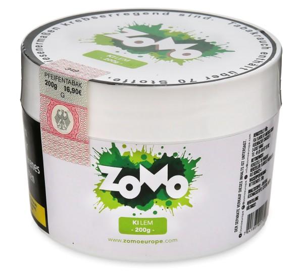 Zomo Ki Lem Shisha Tabak 200g