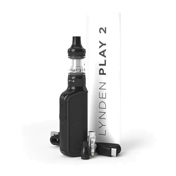 Lynden Play 2 E-Zigarette Black
