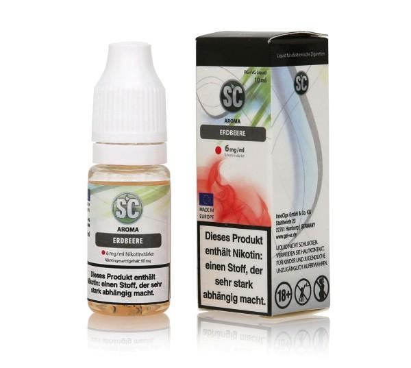 SC Erdbeere E-Zigaretten Liquid