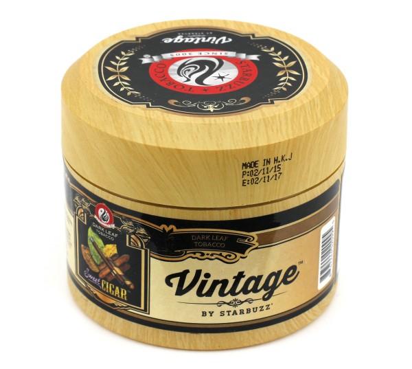 Starbuzz Vintage Sweet Cigar Shisha Tabak 200g