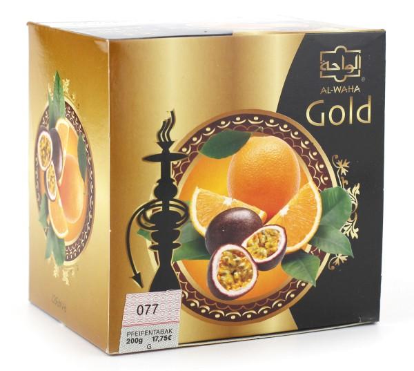 Al Waha Gold Tropical Itch Shisha Tabak 200g