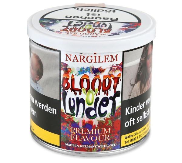 Nargilem Bloody 'O' Lunder Shisha Tabak 200g