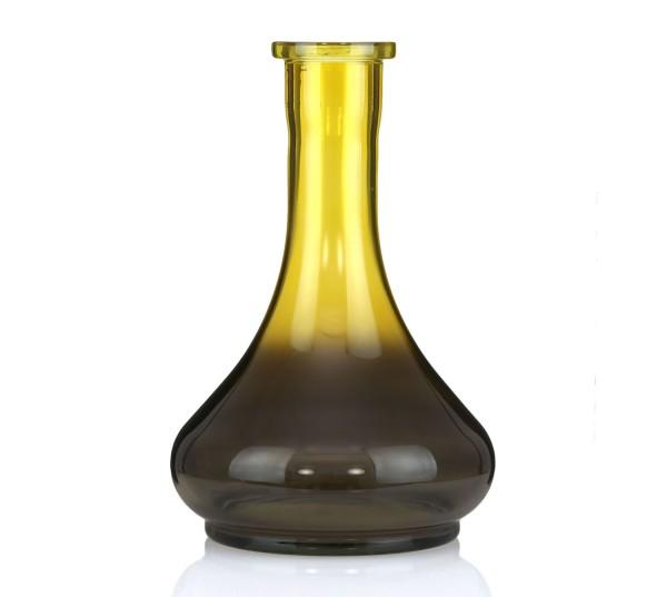 HW Drop Steck-Bowl Yellow Black
