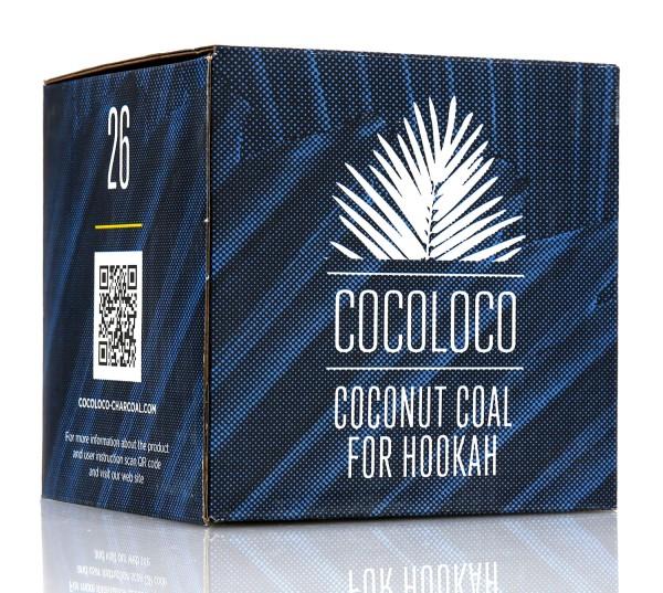 Cocoloco Premium Shisha Kohle 1kg