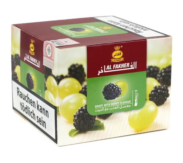 Al Fakher Grape Berry Shisha Tabak 200g