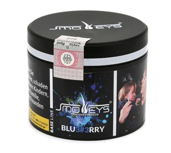 Smokeys Blueberry Shisha Tabak 200g