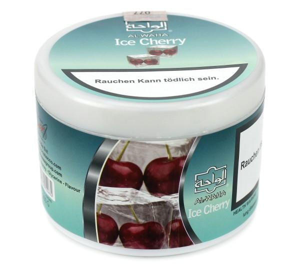 Al Waha Ice Sheri (Ice Cherry) Shisha Tabak 200g