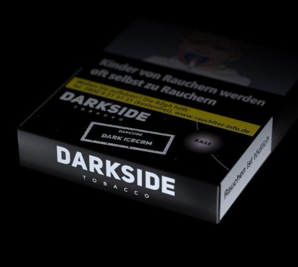 Darkside Base Dark Icecrm Shisha Tabak 200g