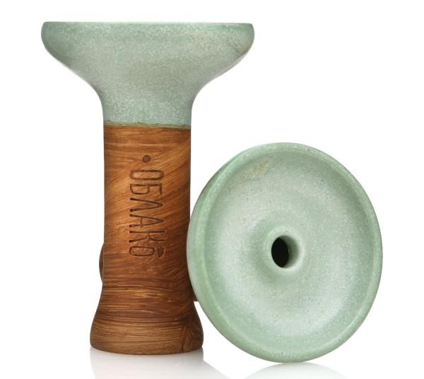Oblako Phunnel M Glazed Light Green Marmor