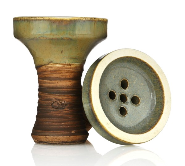 Ceramister David Killer Green Brown