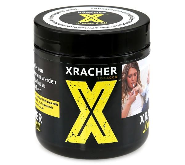 Xracher Lmon Kill Shisha Tabak 200g