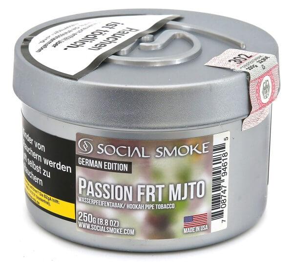 Social Smoke Passion Fruit Mojito Shisha Tabak 250g