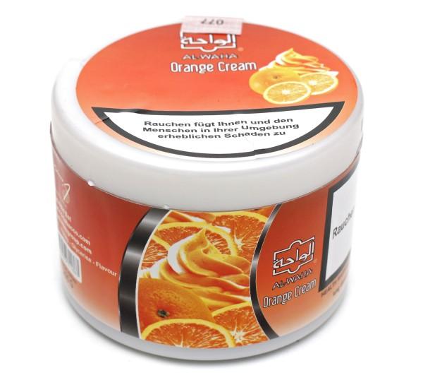 Al Waha Oran-J Cream (Orange Cream) Shisha Tabak 200g