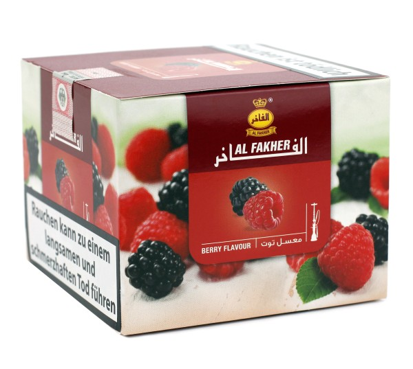 Al Fakher Berry Shisha Tabak 200g