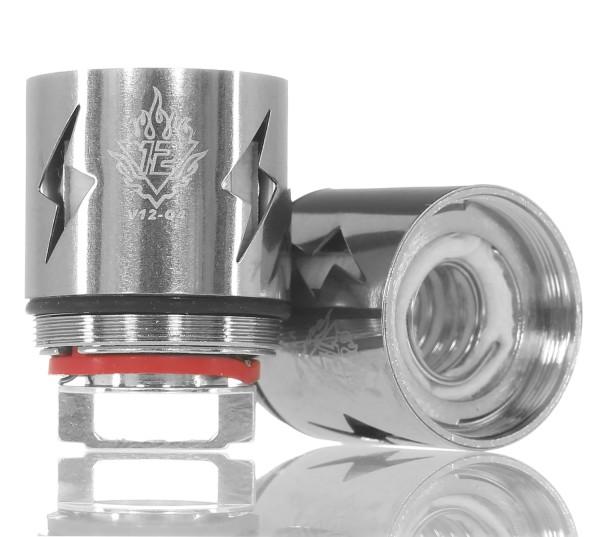 Steamax TFV12 Verdampferkopf V12-Q4 0,15 Ohm 3 Stück