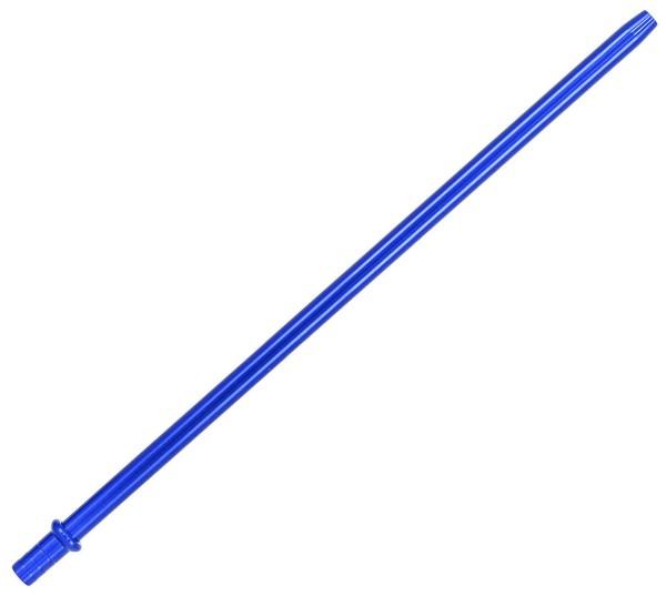 Aluminium Shisha Mundstück Alu-Liner Blue