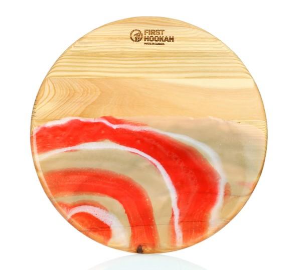First Hookah Board Round Strip