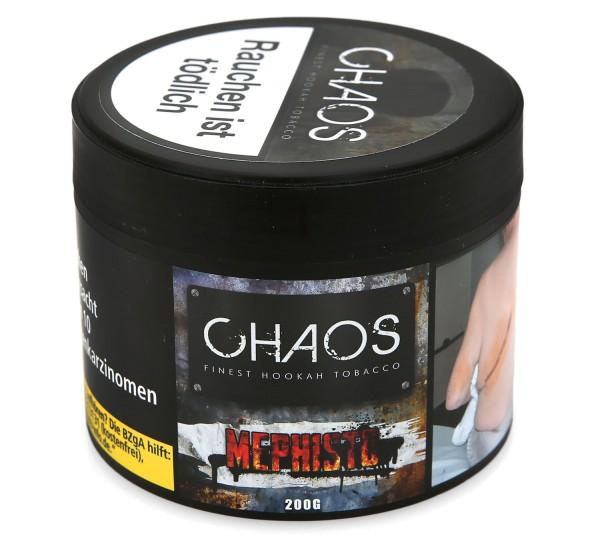 Chaos Mephisto Shisha Tabak 200g