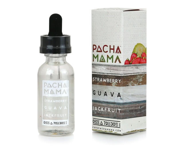 Pachamama - Strawberry Guava Jackfruit e-Liquid