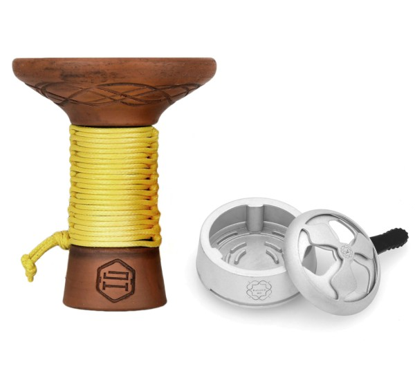 SET: Japona Mummy Bowl Yellow + Kaloud Lotus I+ HMD