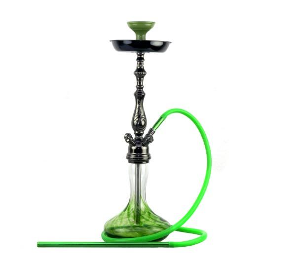 Amy Heavy Shay Shisha Black-Shaft Green-4