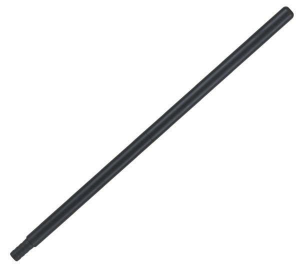 Aluminium Shisha Mundstück Liner XL Mat Black