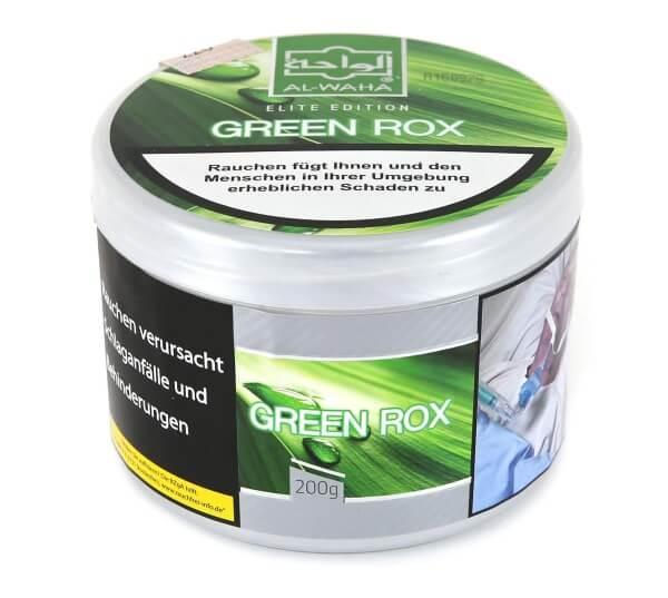 Al Waha Green Rox Shisha Tabak 200g
