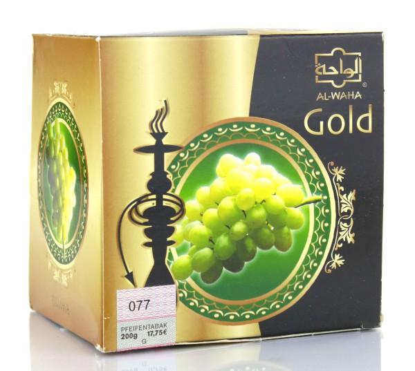 Al Waha Gold Traube Shisha Tabak 200g