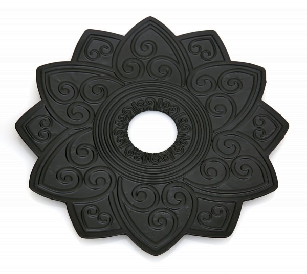 Kaya Oxidental Kohleteller Aluguss 24,5cm