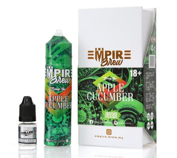 Empire Brew Apple Cucumber 50 ml DIY Liquid