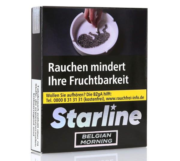 Starline Belgian Morning Shisha Tabak 200g