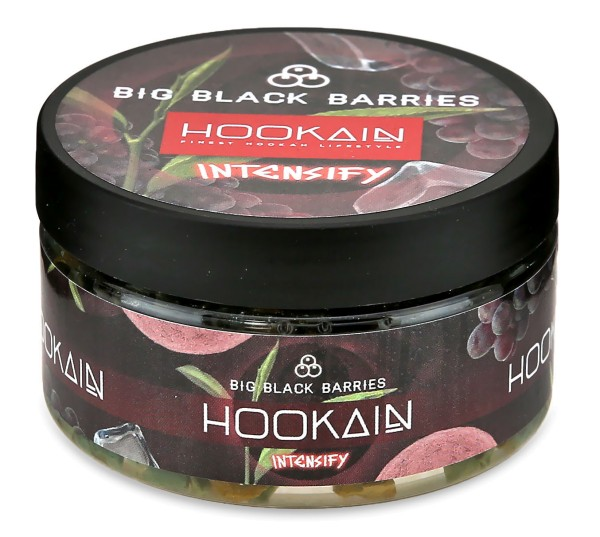 Hookain Intensify Big Black Barries 100g