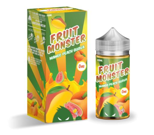 Fruit Monster Mango Peach Guava 100ml Liquid