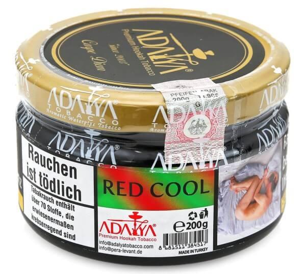 Adalya Red Cool Shisha Tabak 200g