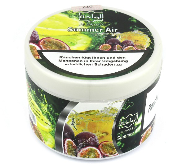 Al Waha Summer Air Shisha Tabak 200g